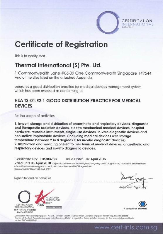 Thermal International